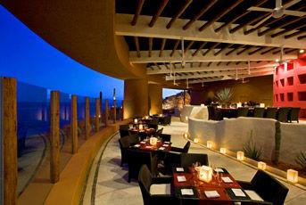 Bodas en The Westin Resort & Spa, Los Cabos Restaurante Arrecifes
