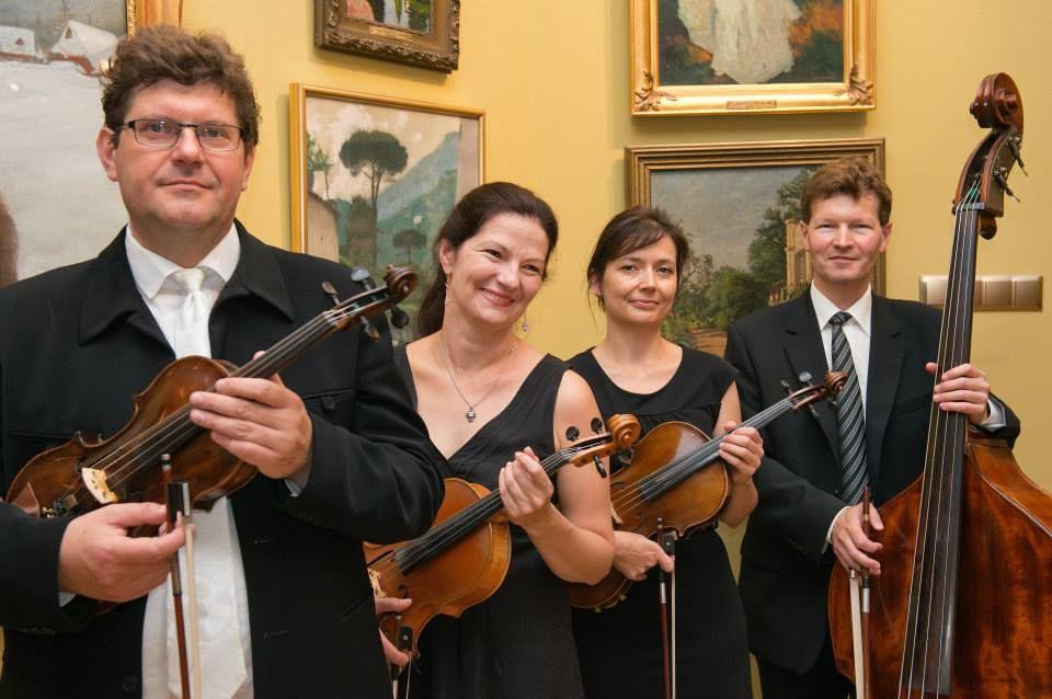 Kwartet smyczkowy Andante