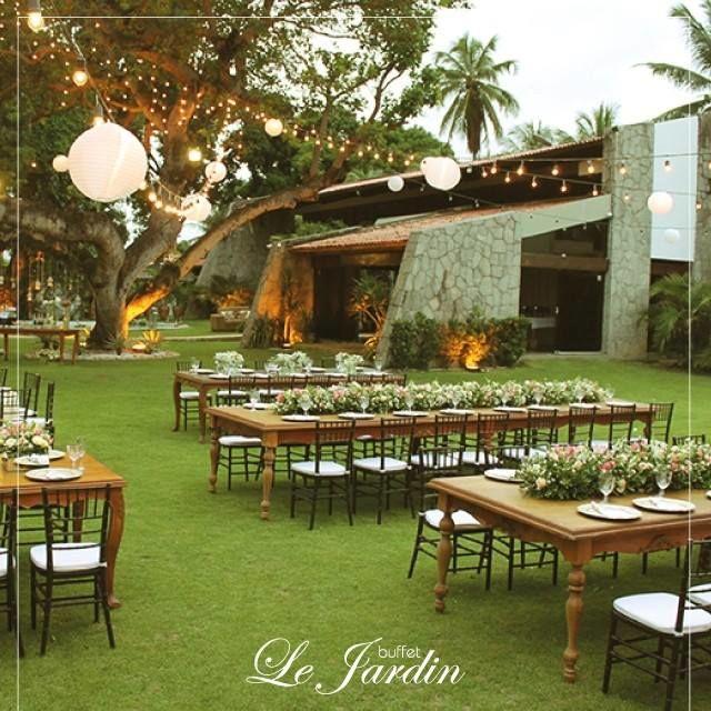 Buffet Le Jardim