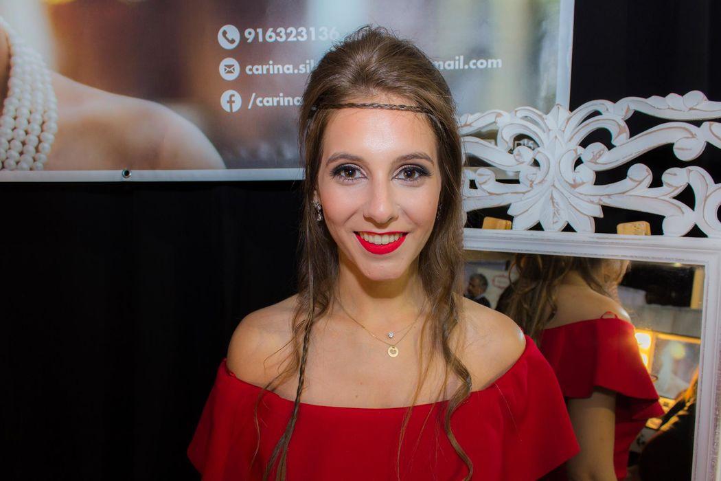 Carina Silva Hairstyle Artist & Makeup