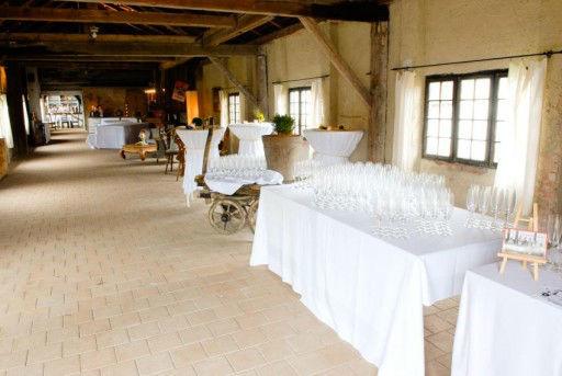 Beispiel: Foyer, Foto: Eventstadl