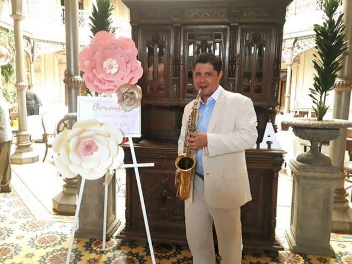 El Saxofonista CUU