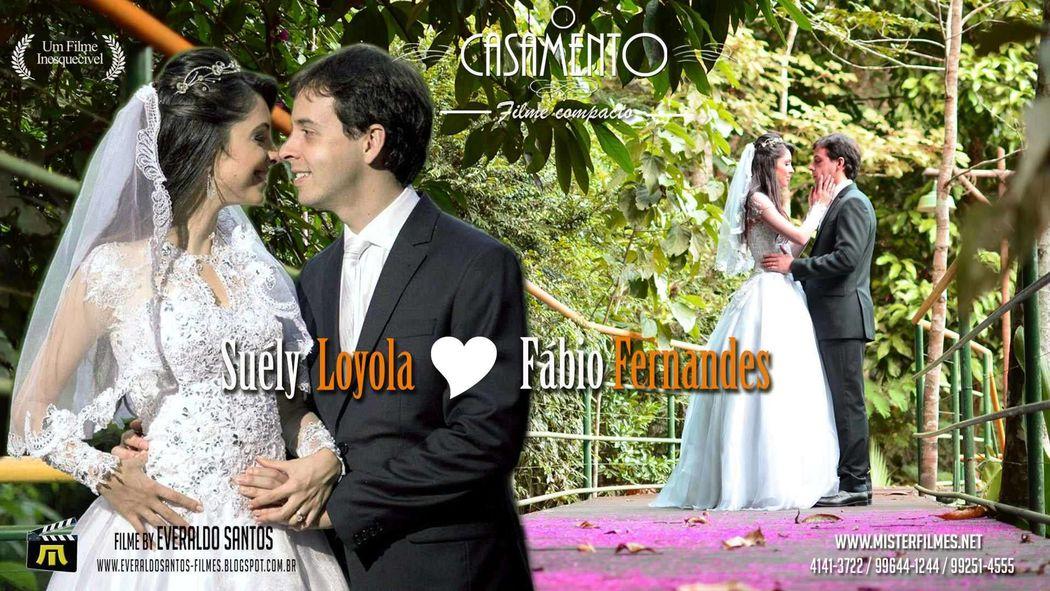 Everaldo Santos - Mister Filmes