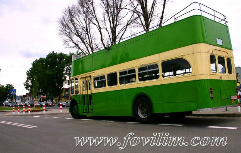 FOVILIM transport gości weselnych
