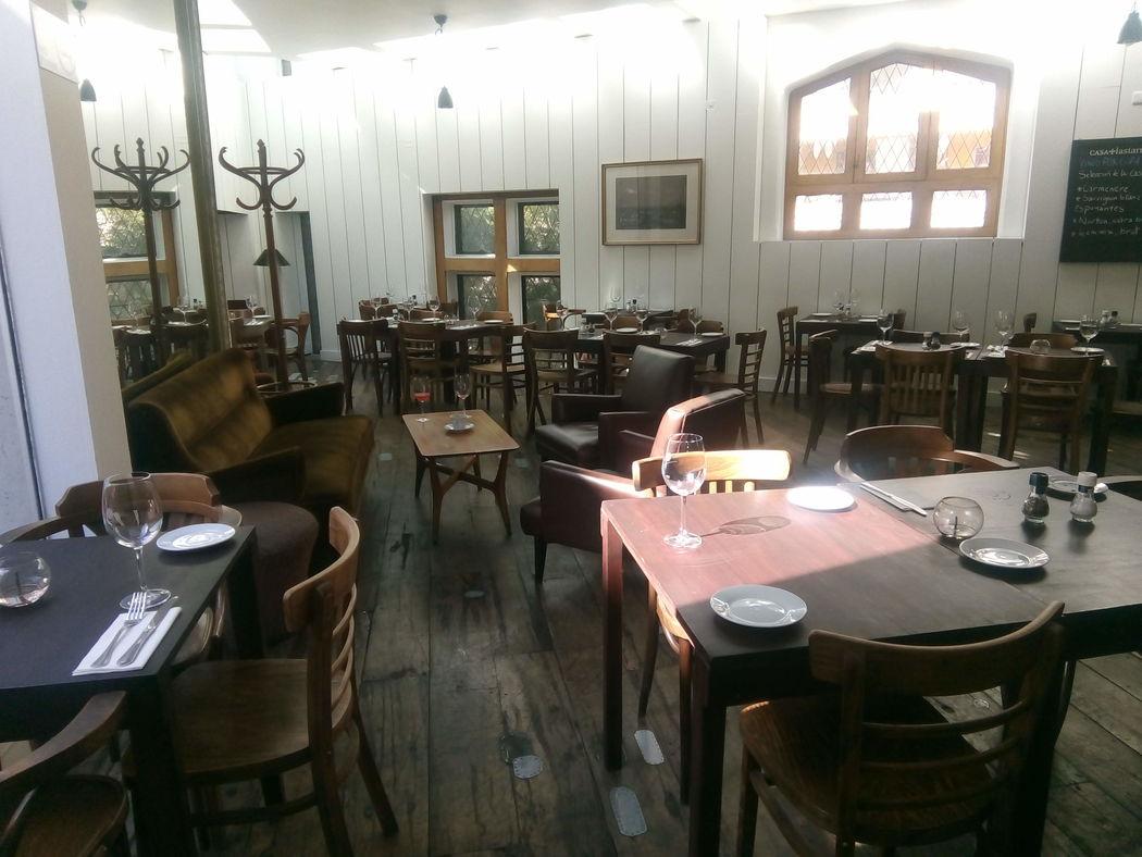 Restaurante Casa Lastarria