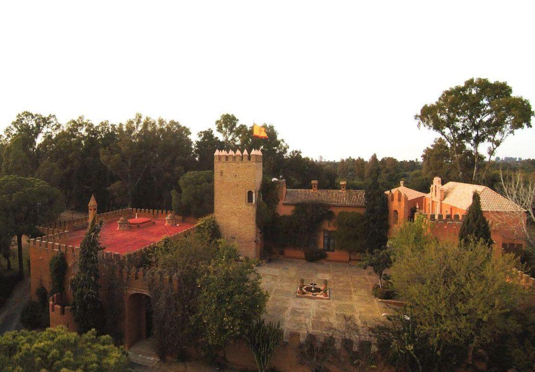 Cortijo Palacio Los Montes