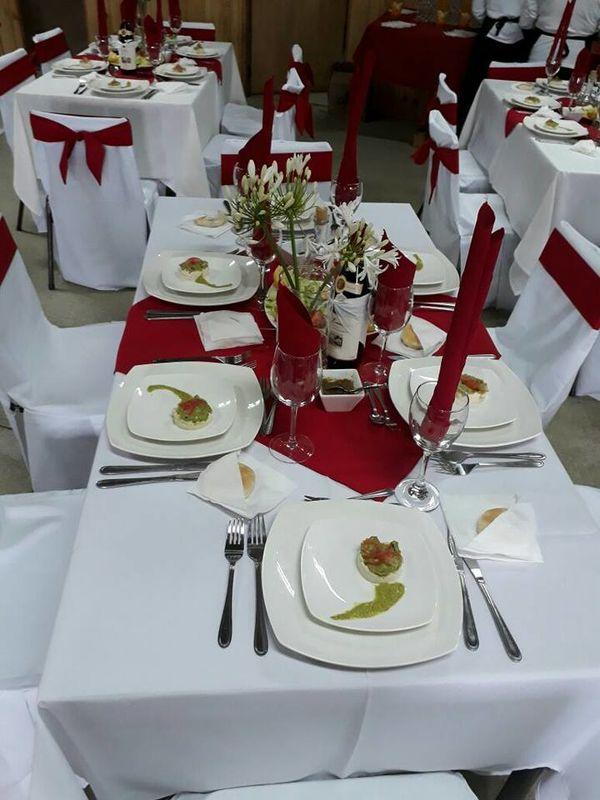 Banquetearía Delicias de Inés