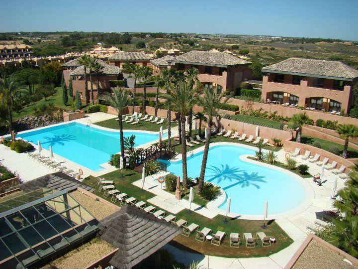 Hotel Islantilla Golf Resort.