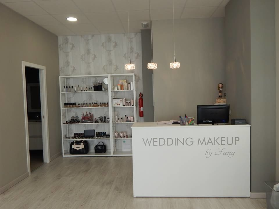 Wedding Makeup by Fany