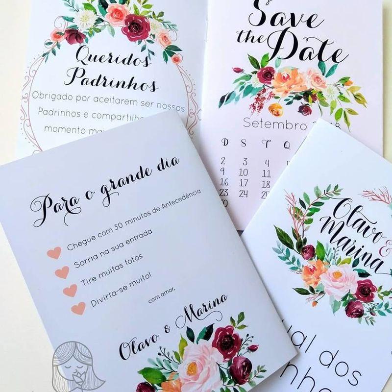 Le Poá - Convites