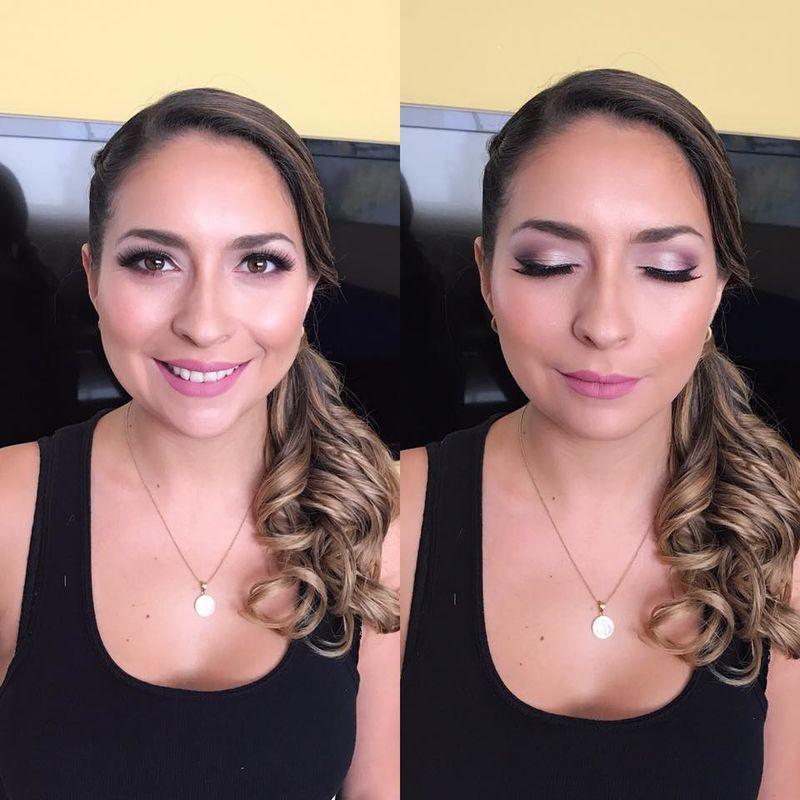 Fiorela Nuñez - Make up artist