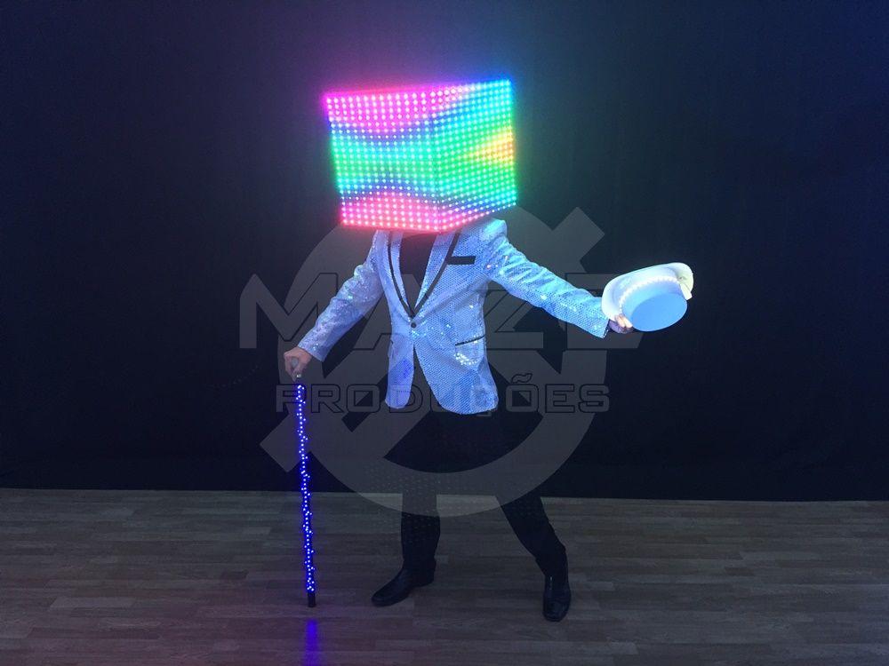 Host Tv Man