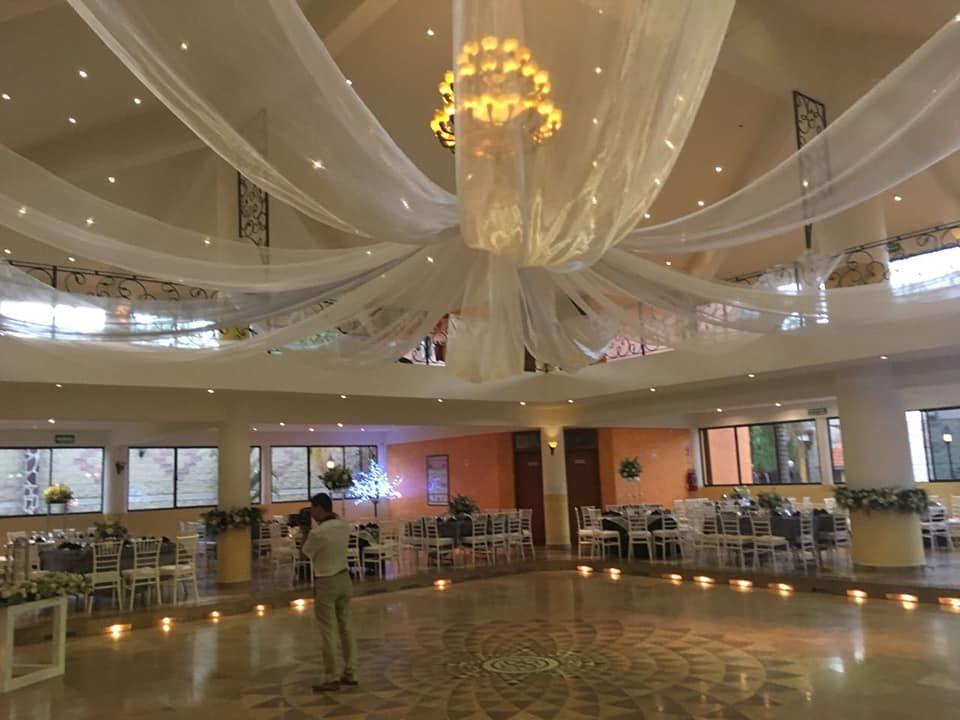 Centro de Convenciones Escenarios