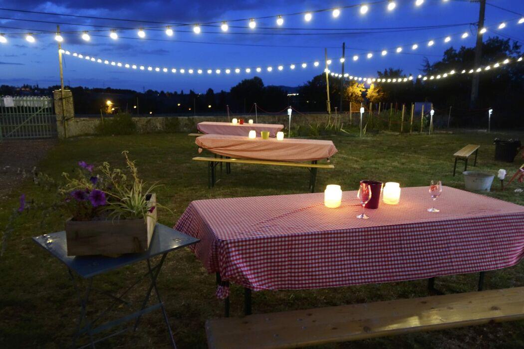La Petite Table des Nuits - Traiteur