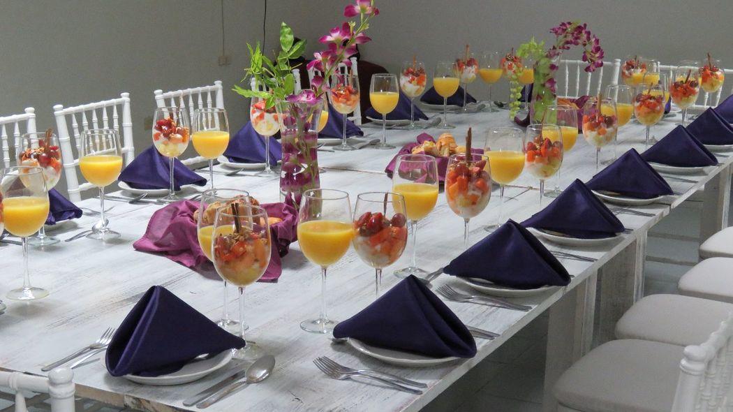 Marver Eventos y Alta Cocina