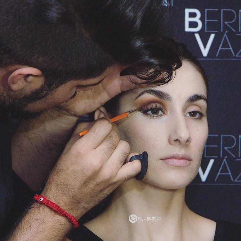 Bernardo Vazquez Make Up Artist