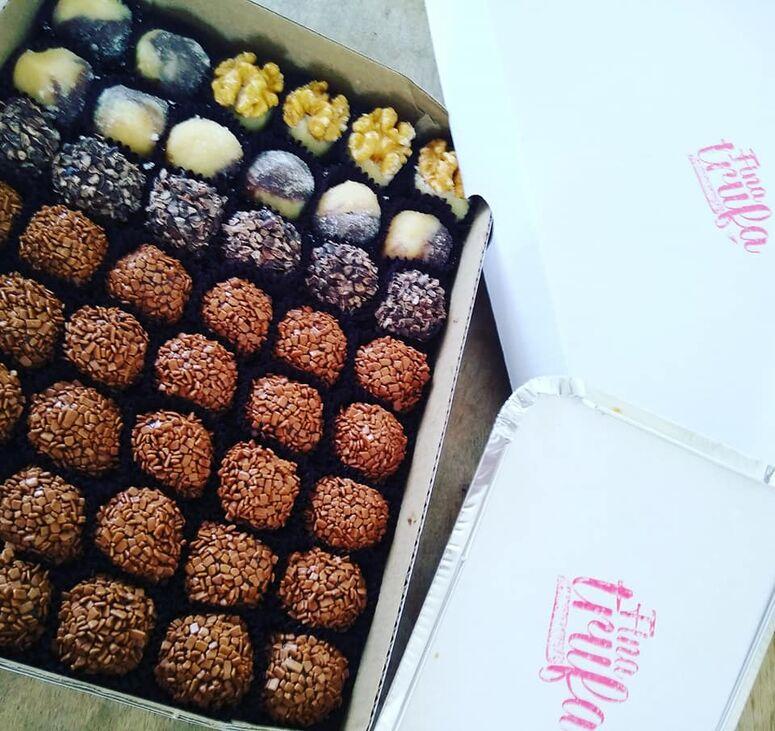 Fina Trufa Doces & Chocolates