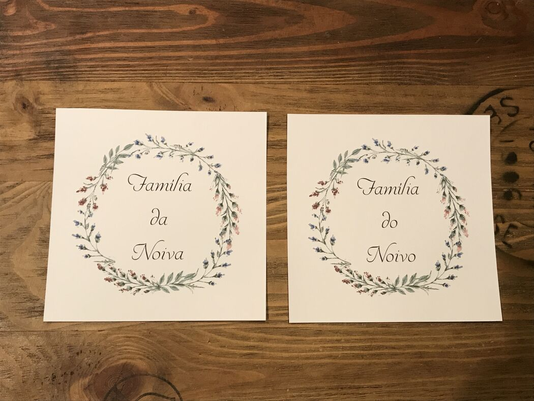 Les Cartes Wedding