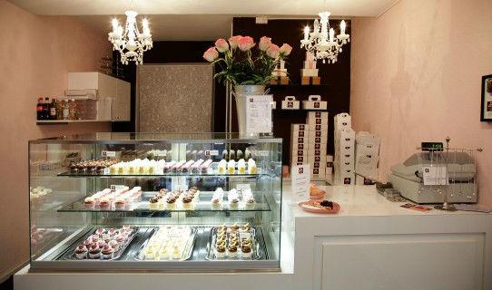 Beispiel: Ladengeschäft, Foto: Cupcake Affair.