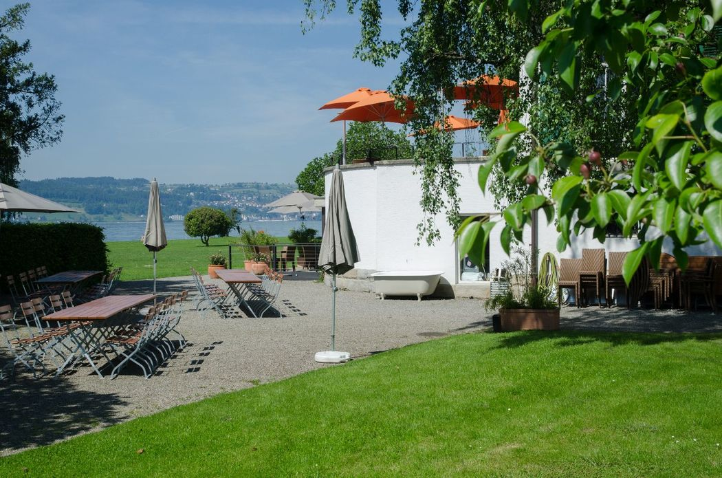 Beispiel: Ostplatz, Foto: Villa Sunneschy.