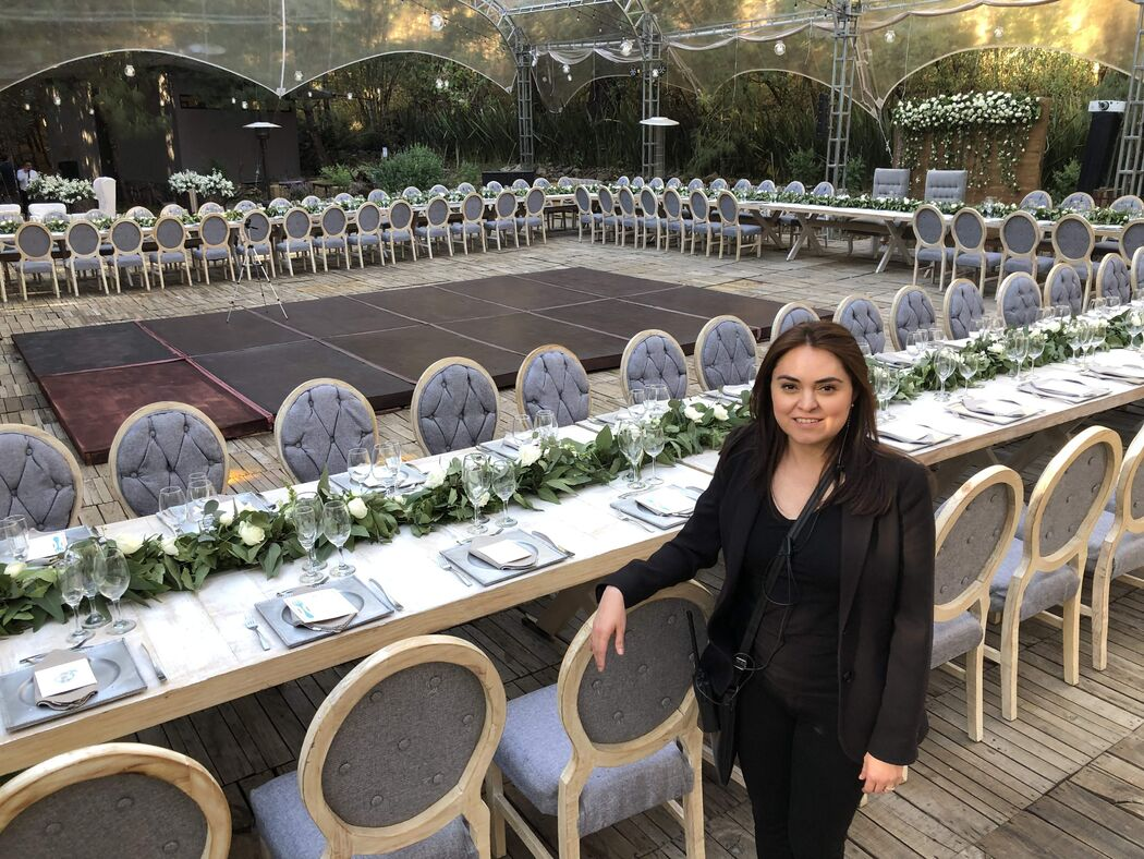 Karla Arroyo Event Architect