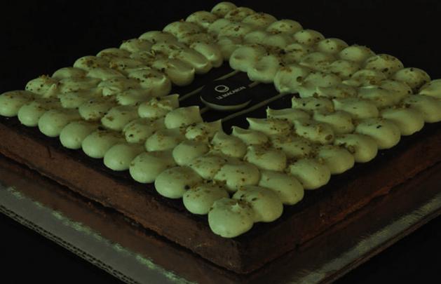 Diseño personalizado de pasteles gourmet - Foto Le Macaron Boutique