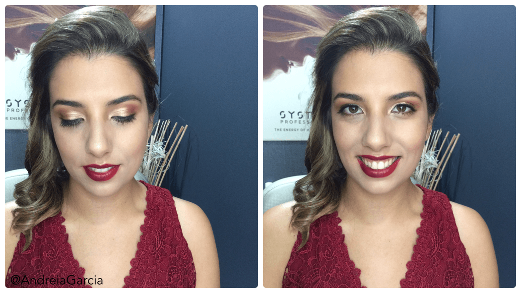 Andreia Garcia - Make up & Beauty