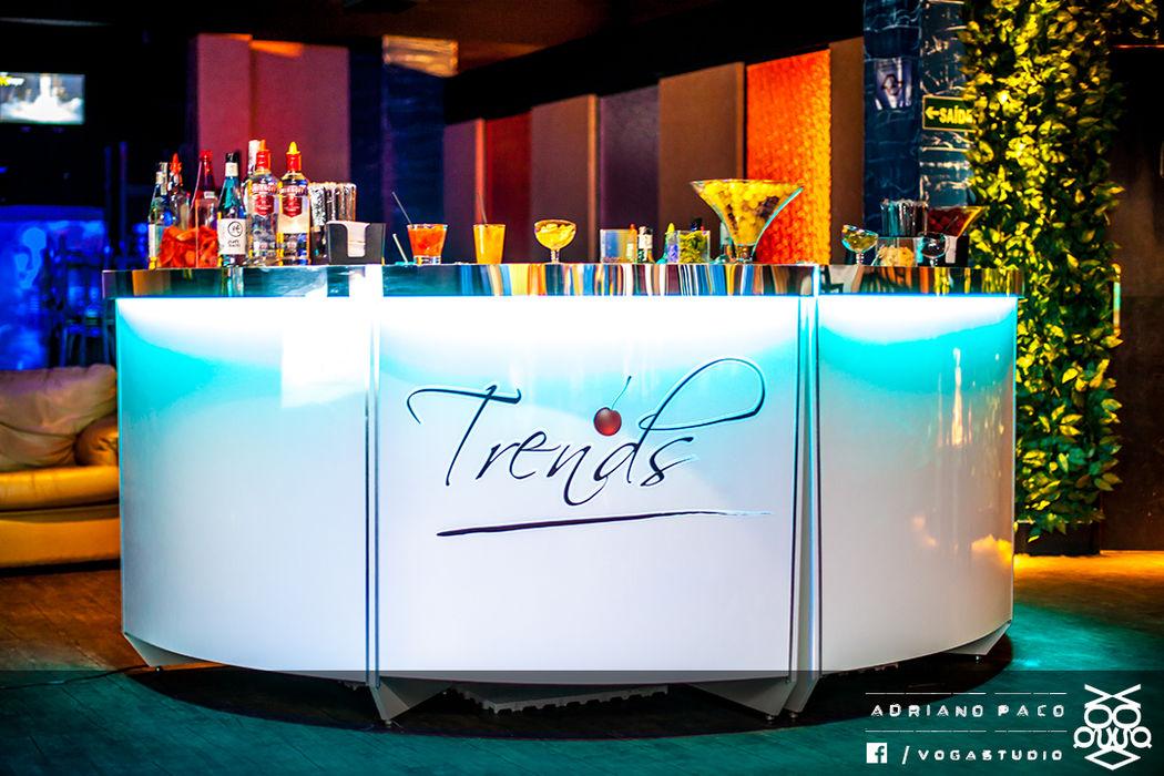 Trends Bar – Caipis e Drinks. Foto: Adriano Paco