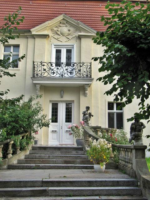 Beispiel: Fassade, Foto: Schloss Blankensee.