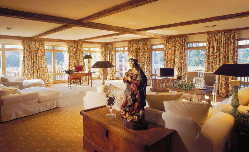 Beispiel: Suite, Foto: Hotel Zur Bleiche.