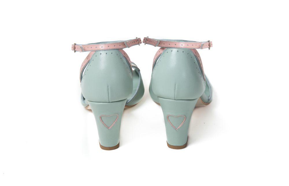 Sapato Corinne Candy
