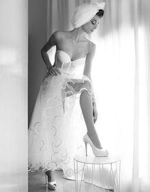 Bielizna butiku Stylizacje Ślubne