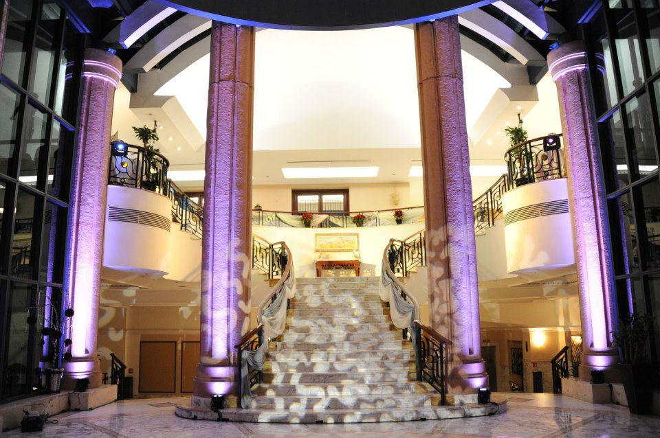 Salones.Hotel Marquís Reforma. México,DF.