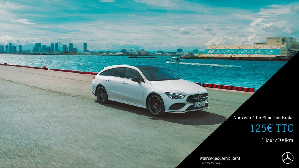 Mercedes-Benz Rent Toulon
