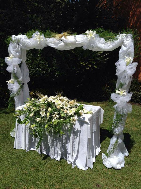 Salón Anturios para que realices tu boda en Toluca, Estado de México
