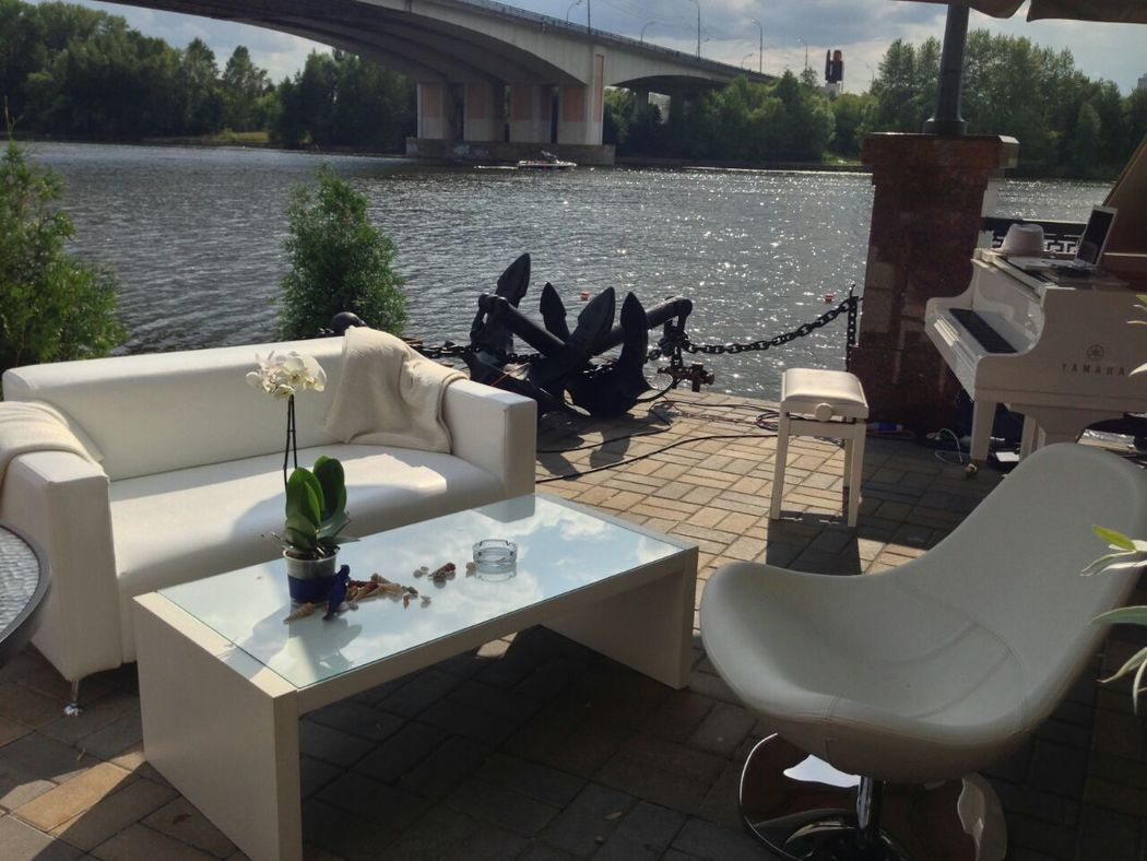 River Club Moscow яхт-клуб