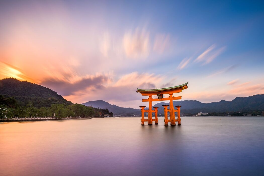 Lunas de Miel en Japón