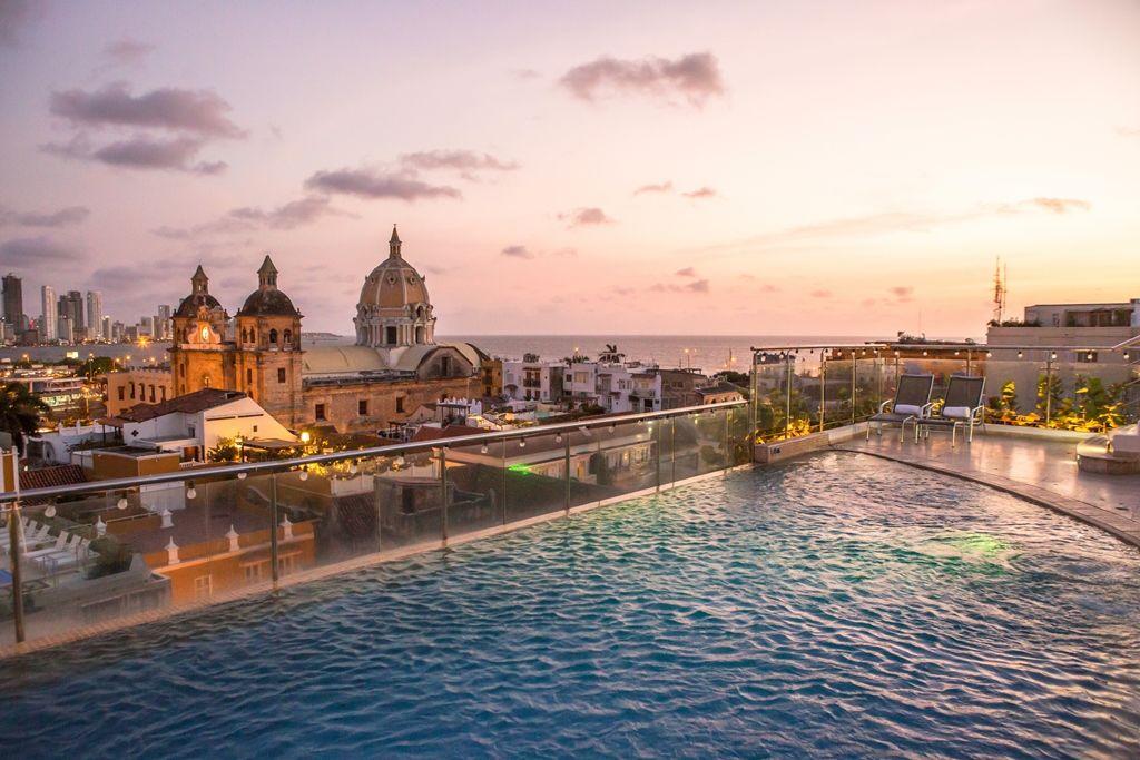 Movich Hotel Cartagena de Indias – Small Luxury Hotel