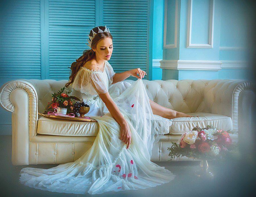 Свадебное платье Sarria