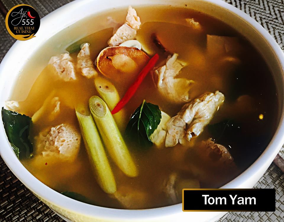 Ají 555 Real Thai Cuisine