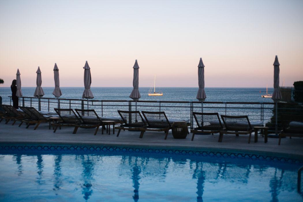 Piscina - Hotel Albatroz