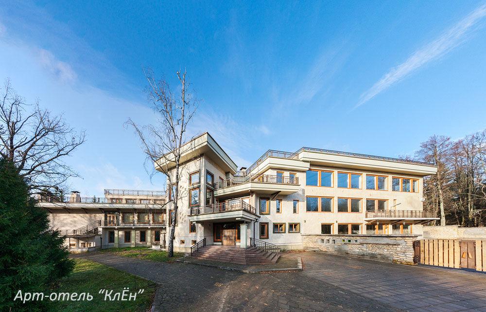 Шале-Отель «Таежные Дачи»