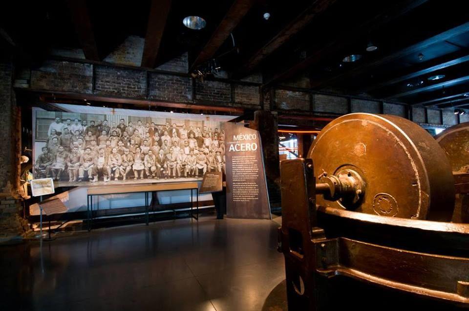 Museo del Acero Horno3