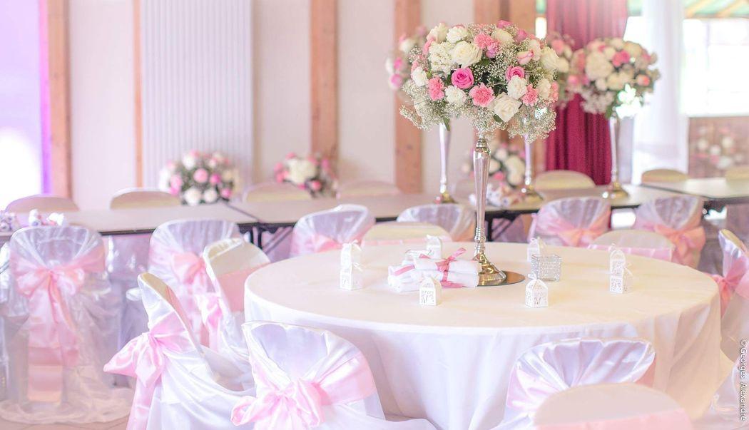 Crédit photo : Georges Alexandre / SKL Events & Florals