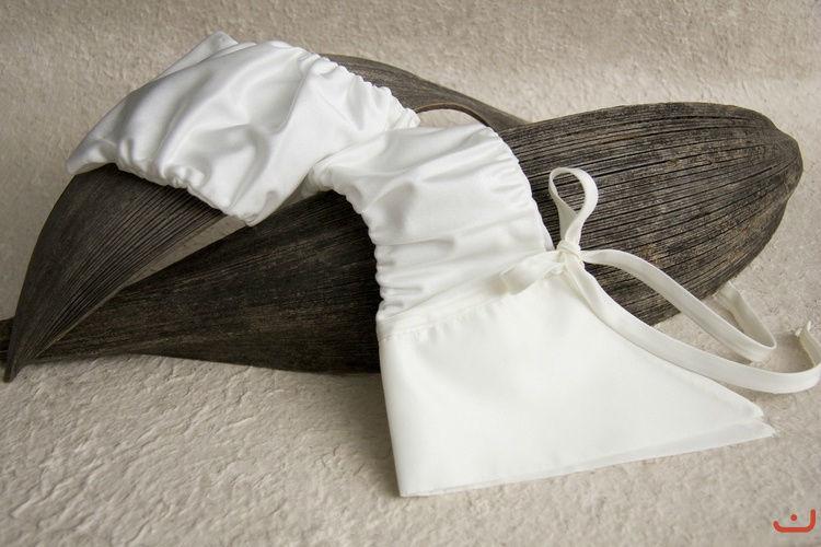 Beispiel: Eleganter Handschuh, Foto: Doris Renn.