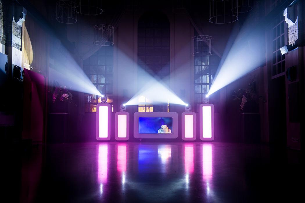 SKYFLY bruiloft DJ