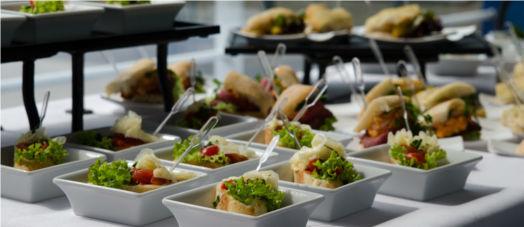 Beispiel: Catering und Co., Foto: First Class Wedding
