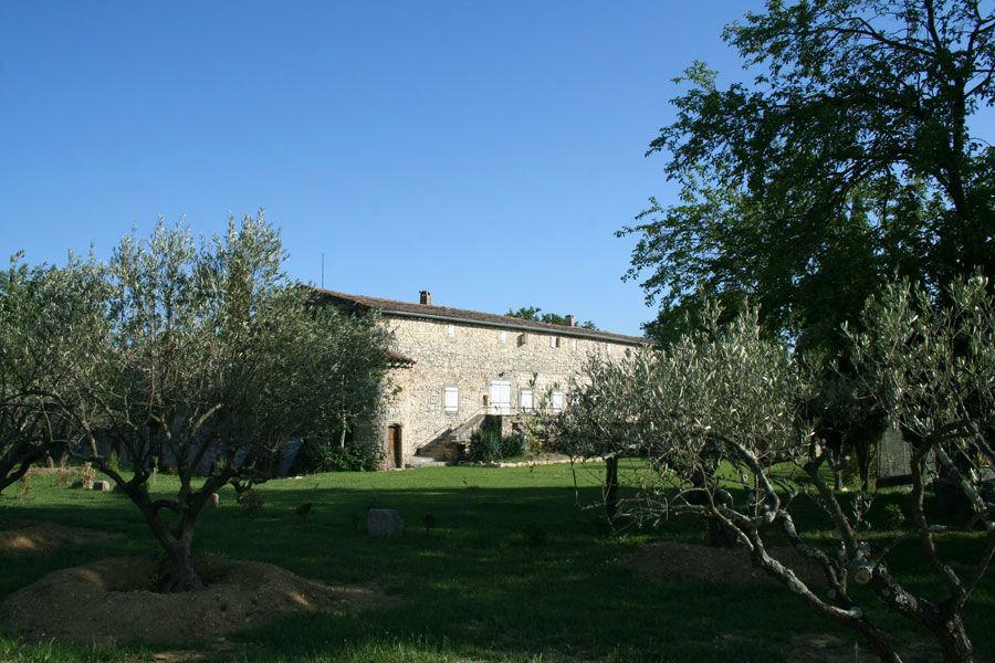 Le domaine la baraque de Sérignac