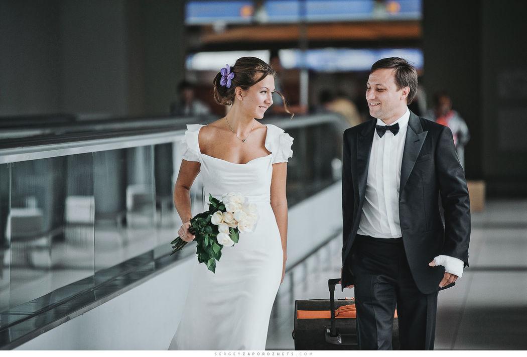 Свадебный фотограф Сергей Запорожец