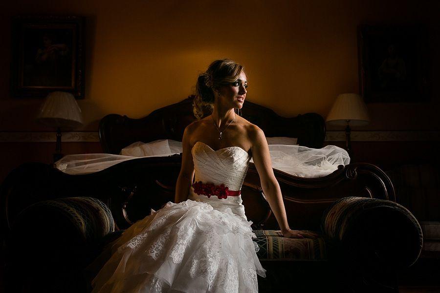 Retrato de la novia. Galería completa:http://nblo.gs/T6ATQ